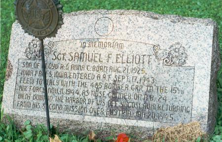 ELLIOTT, SAMUEL - Hardin County, Iowa | SAMUEL ELLIOTT