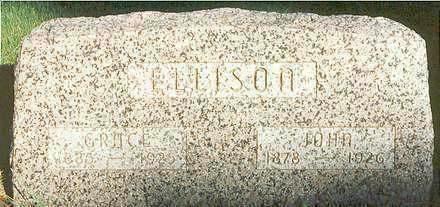 ELLISON, GRACE - Hardin County, Iowa | GRACE ELLISON