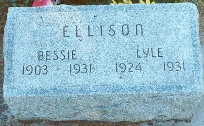 ELLISON, LYLE - Hardin County, Iowa | LYLE ELLISON