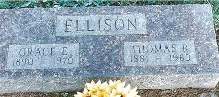 ELLISON, THOMAS - Hardin County, Iowa | THOMAS ELLISON
