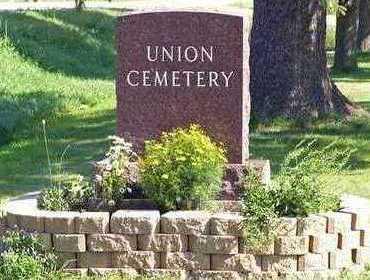 ENTRANCE, CEMETERY - Hardin County, Iowa | CEMETERY ENTRANCE