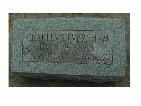 EVERNHAM, CHARLES - Hardin County, Iowa | CHARLES EVERNHAM