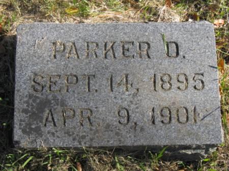 FAGG, PARKER D - Hardin County, Iowa | PARKER D FAGG