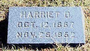 ROWEN GIFFORD, HARRIET DIREXA - Hardin County, Iowa | HARRIET DIREXA ROWEN GIFFORD