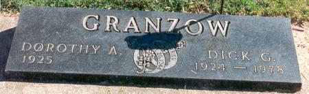 GRANZOW, DICK - Hardin County, Iowa | DICK GRANZOW