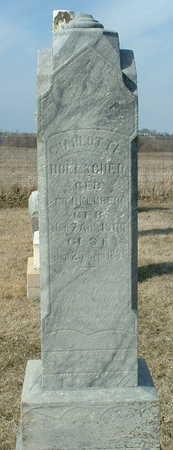 HOELSCHER, CHARLOTTE - Hardin County, Iowa | CHARLOTTE HOELSCHER