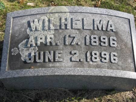 HORRIGAN, WILHELMA - Hardin County, Iowa | WILHELMA HORRIGAN