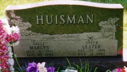 HUISMAN, LESTER - Hardin County, Iowa | LESTER HUISMAN