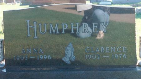 HUMPHREY, CLARENCE - Hardin County, Iowa | CLARENCE HUMPHREY