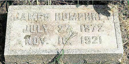 HUMPHREY, JAMES - Hardin County, Iowa | JAMES HUMPHREY