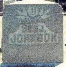 JOHNSON, BENJAMIN - Hardin County, Iowa | BENJAMIN JOHNSON
