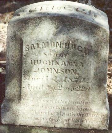JOHNSON, SALMON HUGH - Hardin County, Iowa | SALMON HUGH JOHNSON