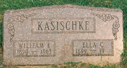KASISCHKE, WILLIAM - Hardin County, Iowa | WILLIAM KASISCHKE
