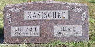 RUNGE KASISCHKE, ELLA C - Hardin County, Iowa | ELLA C RUNGE KASISCHKE