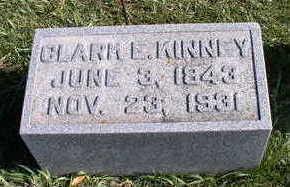 KINNEY, CLARK E - Hardin County, Iowa | CLARK E KINNEY