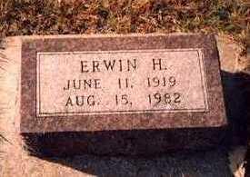 LETTOW, ERWIN H - Hardin County, Iowa | ERWIN H LETTOW