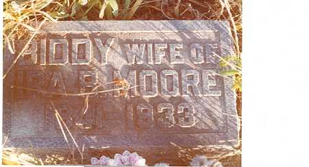 MOORE, BIDDY - Hardin County, Iowa | BIDDY MOORE