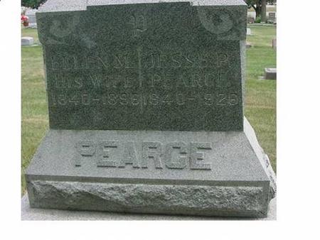 PEARCE, JESSE P, ELLEN M. - Hardin County, Iowa | JESSE P, ELLEN M. PEARCE
