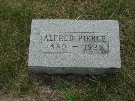 PIERCE, ALFRED - Hardin County, Iowa | ALFRED PIERCE