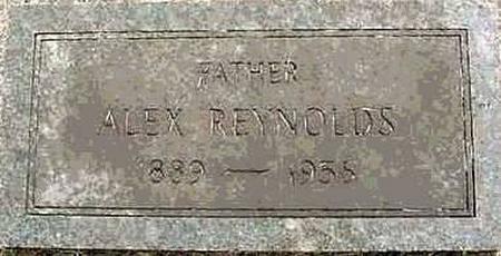 REYNOLDS, ALEX - Hardin County, Iowa | ALEX REYNOLDS