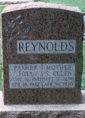 REYNOLDS, JOEL - Hardin County, Iowa | JOEL REYNOLDS