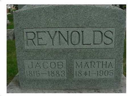 REYNOLDS, JACOB & MARTHA - Hardin County, Iowa | JACOB & MARTHA REYNOLDS