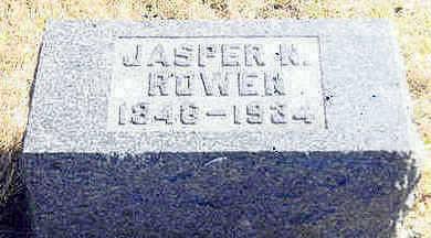 ROWEN, JASPER N. - Hardin County, Iowa | JASPER N. ROWEN
