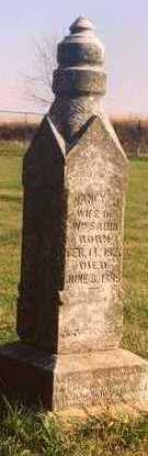 WOLFE SABIN, NANCY - Hardin County, Iowa | NANCY WOLFE SABIN