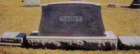 SAINT, WILLIAM A.  ESTHER - Hardin County, Iowa | WILLIAM A.  ESTHER SAINT