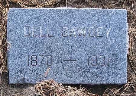 SAWDEY, DELL - Hardin County, Iowa | DELL SAWDEY