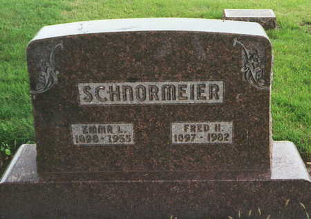 SCHNORMEIER, FRED - Hardin County, Iowa | FRED SCHNORMEIER