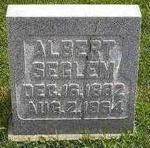 SEGLEM, ALBERT - Hardin County, Iowa | ALBERT SEGLEM