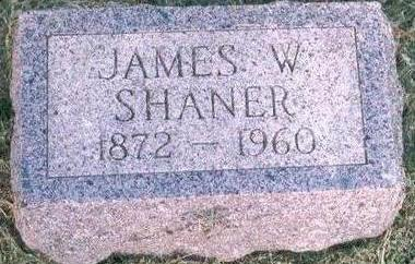 SHANER, JAMES - Hardin County, Iowa   JAMES SHANER
