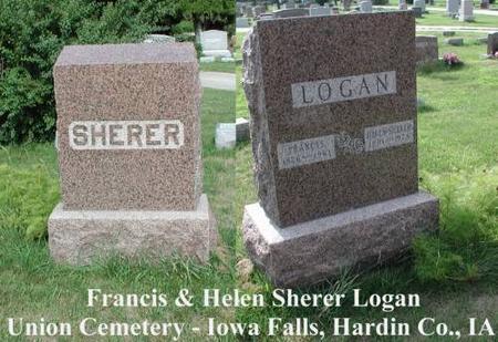 SHERER, HELEN - Hardin County, Iowa | HELEN SHERER