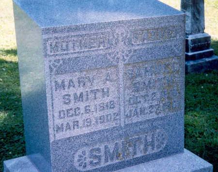 SMITH, FAMILY STONE - Hardin County, Iowa | FAMILY STONE SMITH