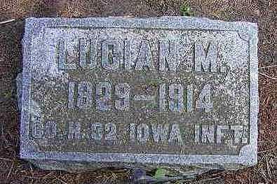 STODDARD, LUCIAN MARET - Hardin County, Iowa | LUCIAN MARET STODDARD