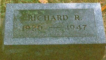 STRAHORN, RICHARD - Hardin County, Iowa | RICHARD STRAHORN