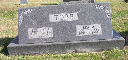TRENDE TOPP, EDA M - Hardin County, Iowa | EDA M TRENDE TOPP