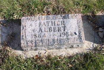 TRENDE, ALBERT - Hardin County, Iowa | ALBERT TRENDE