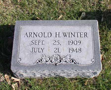 WINTER, ARNOLD H - Hardin County, Iowa | ARNOLD H WINTER