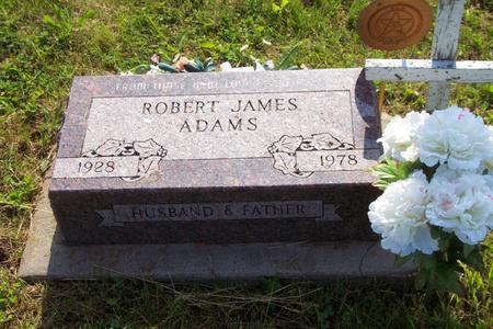 ADAMS, ROBERT - Harrison County, Iowa | ROBERT ADAMS