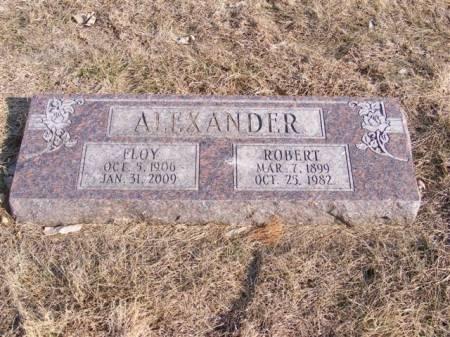 ALEXANDER, FLOY - Harrison County, Iowa | FLOY ALEXANDER