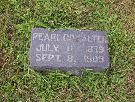 COX ALTER, PEARL - Harrison County, Iowa | PEARL COX ALTER