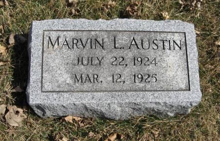 AUSTIN, MARVIN L. - Harrison County, Iowa | MARVIN L. AUSTIN