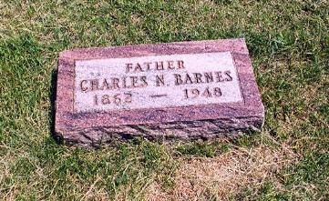 BARNES, CHARLES N - Harrison County, Iowa | CHARLES N BARNES