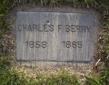 BERRY, CHARLES F. - Harrison County, Iowa | CHARLES F. BERRY