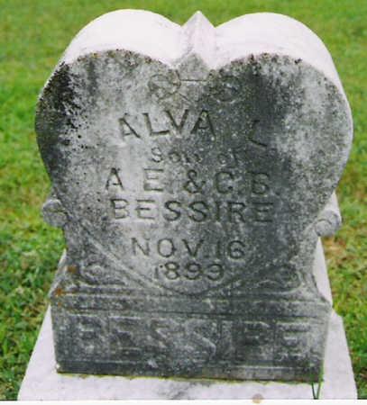 BESSIRE, ALVA LAWRENCE - Harrison County, Iowa | ALVA LAWRENCE BESSIRE