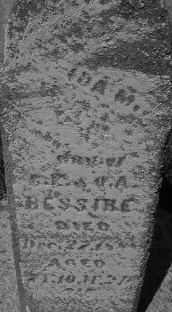 BESSIRE, IDA M. - Harrison County, Iowa   IDA M. BESSIRE