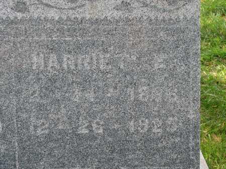 MAYNARD BRANDRIFF, HARRIET ELIZA