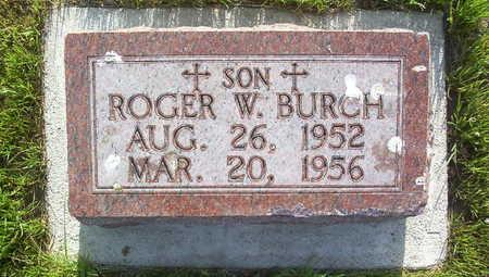 BROWN BURCH, ROGER WAYNE - Harrison County, Iowa | ROGER WAYNE BROWN BURCH